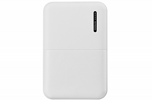 Power Bank 2E 5000 (белый)